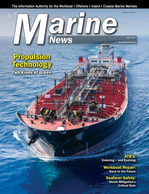 Marine News Magazine Cover Jul 2017 - Propulsion Technology