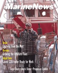 Marine News Magazine Cover Sep 2005 -