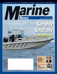Marine News Magazine Cover Mar 2012 - Training & Education