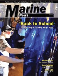 Marine News Magazine Cover Jul 2013 - Propulsion Technology