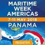 logo of Maritime Week Americas