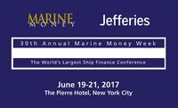 logo of Marine Money Week