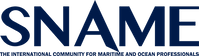 logo of SNAME Maritime Convention