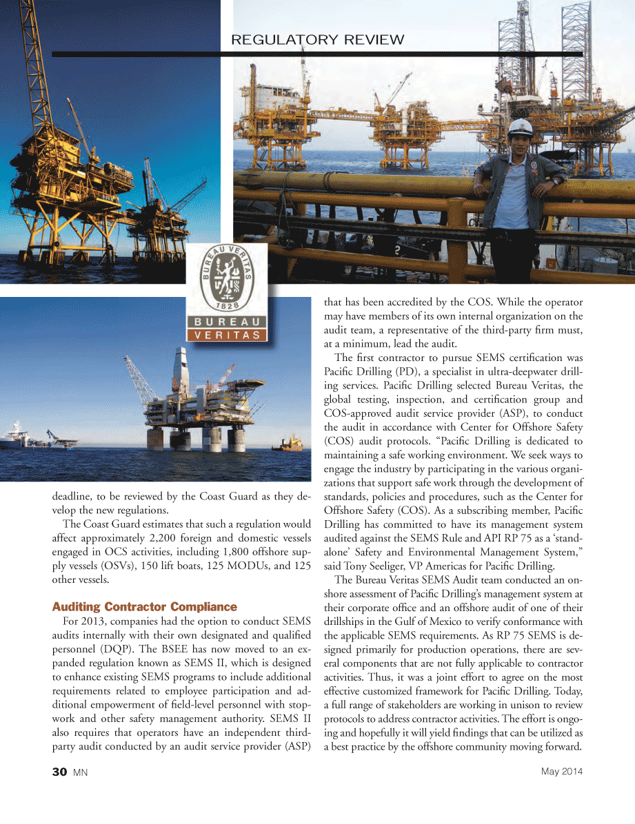 environmental regulation of offshore essay Oil field development canada free essay there is the drilling and production regulation which is an the canada-nova scotia offshore petroleum board.