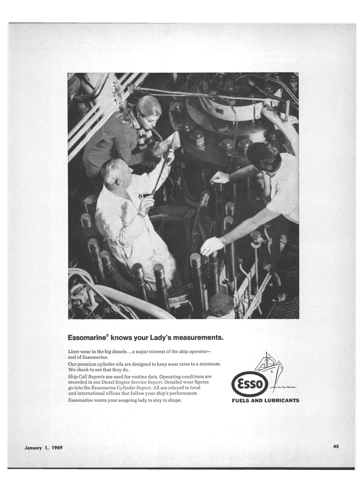 ViewMaritime Reporter and Engineering News (January 1969)