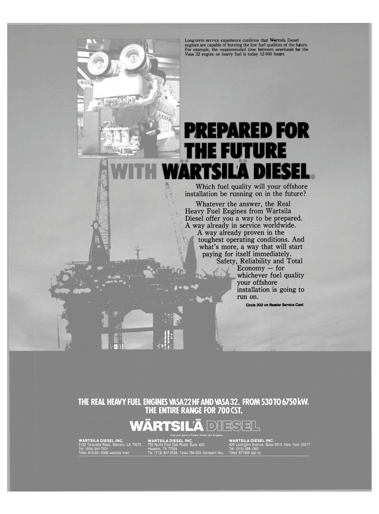 ViewMaritime Reporter and Engineering News (November 1986)
