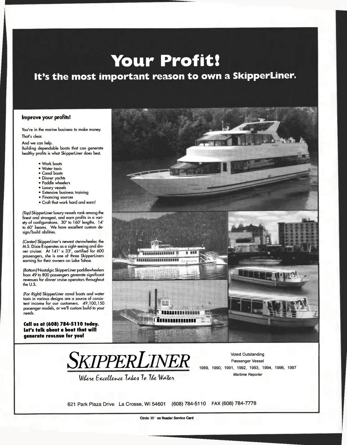 ViewMaritime Reporter and Engineering News (April 1998)