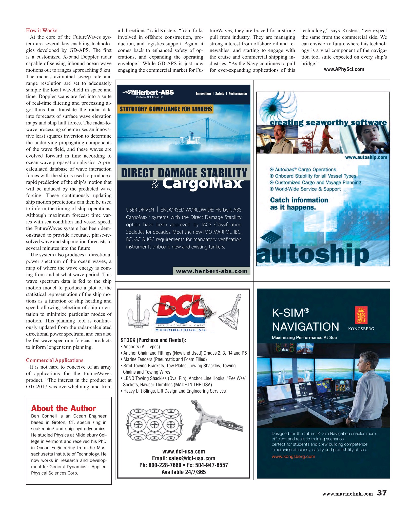 ViewMaritime Reporter and Engineering News (July 2017)