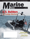 Logo of March 2013 - Marine News