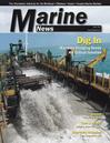 Logo of June 2013 - Marine News