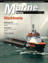 Logo of September 2013 - Marine News