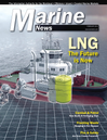 Logo of February 2014 - Marine News