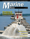 Logo of June 2014 - Marine News