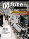Logo of July 2014 - Marine News