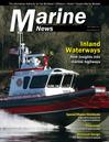 Logo of September 2014 - Marine News