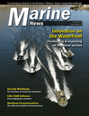 Logo of October 2014 - Marine News