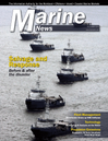 Logo of December 2014 - Marine News