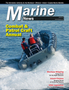 Logo of June 2015 - Marine News