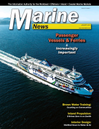 Logo of January 2016 - Marine News