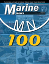 Logo of August 2016 - Marine News