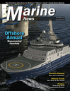 Logo of September 2016 - Marine News