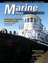 Logo of March 2018 - Marine News