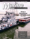 Logo of May 2019 - Marine News
