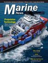 Logo of July 2019 - Marine News
