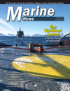 Logo of November 2019 - Marine News