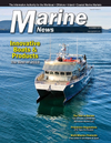 Logo of December 2019 - Marine News