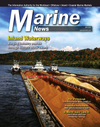 Logo of May 2020 - Marine News