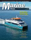 Logo of July 2020 - Marine News