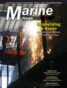 Logo of October 2020 - Marine News