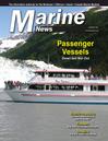 Logo of January 2021 - Marine News