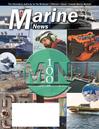 Logo of October 2021 - Marine News