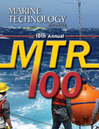 Logo of July 2015 - Marine Technology Reporter
