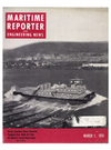 Logo of March 1974 - Maritime Reporter and Engineering News