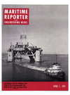 Logo of April 1974 - Maritime Reporter and Engineering News