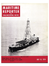 Logo of Maritime Reporter and Engineering News