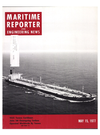 Logo of May 15, 1977 - Maritime Reporter and Engineering News