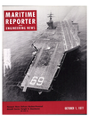 Logo of October 1977 - Maritime Reporter and Engineering News