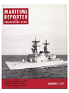 Logo of December 1977 - Maritime Reporter and Engineering News