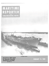 Logo of February 15, 1980 - Maritime Reporter and Engineering News