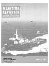 Logo of March 1980 - Maritime Reporter and Engineering News