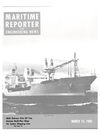 Logo of March 15, 1980 - Maritime Reporter and Engineering News