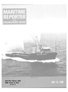 Logo of July 15, 1980 - Maritime Reporter and Engineering News