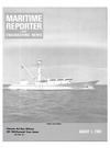 Logo of August 1980 - Maritime Reporter and Engineering News