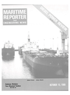 Logo of October 15, 1980 - Maritime Reporter and Engineering News
