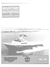 Logo of May 1981 - Maritime Reporter and Engineering News