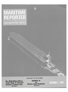 Logo of October 1981 - Maritime Reporter and Engineering News